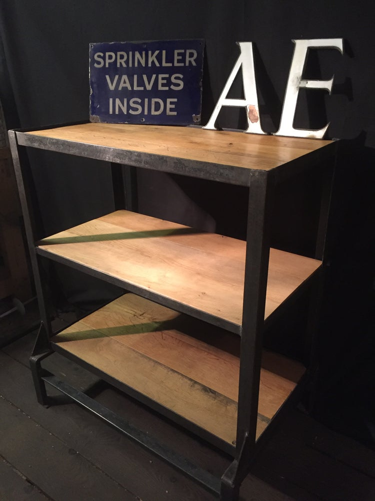 Image of Industrial engineers rack/bench