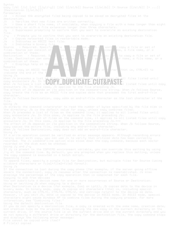Image of AWM #02