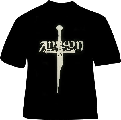 Image of Annwn - Broken Sword T-shirt