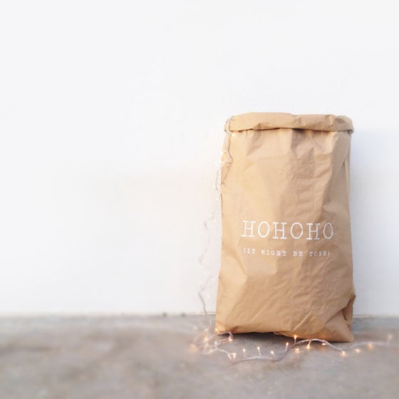 Image of PAPER BAG SPECIAL EDITION | XMAS SEASON