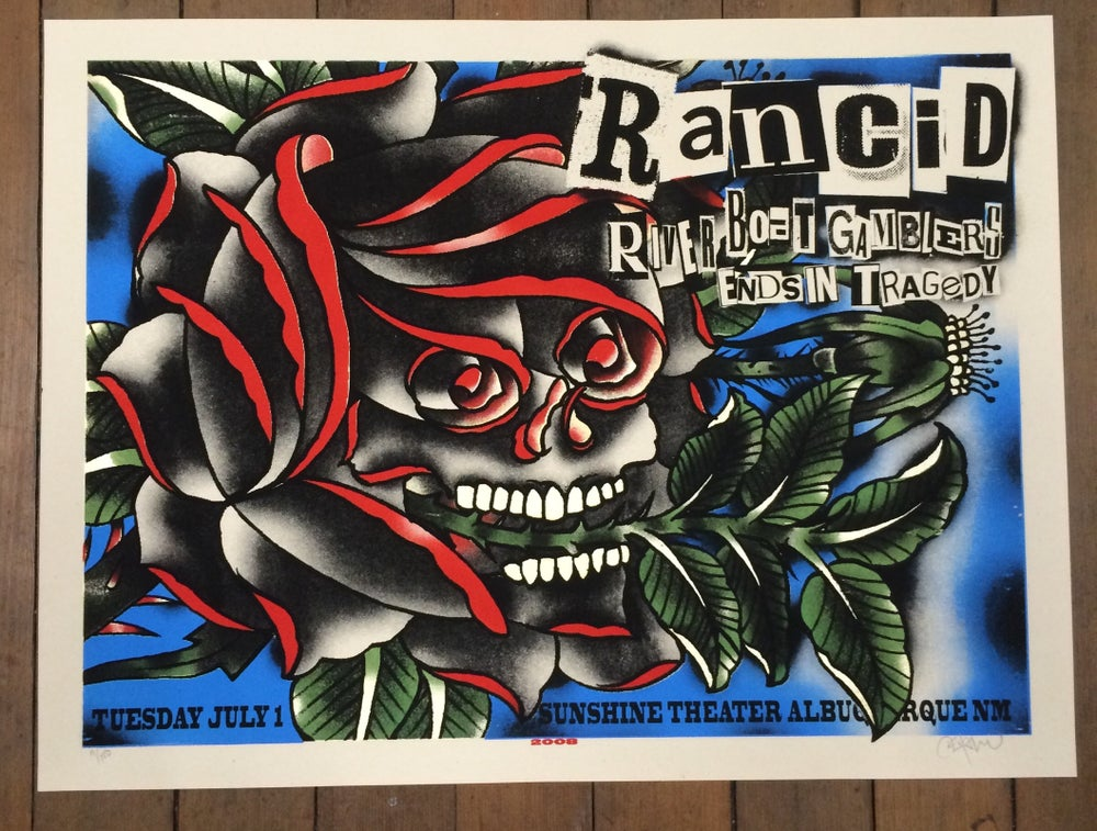 Image of Rancid - Sunshine Theater