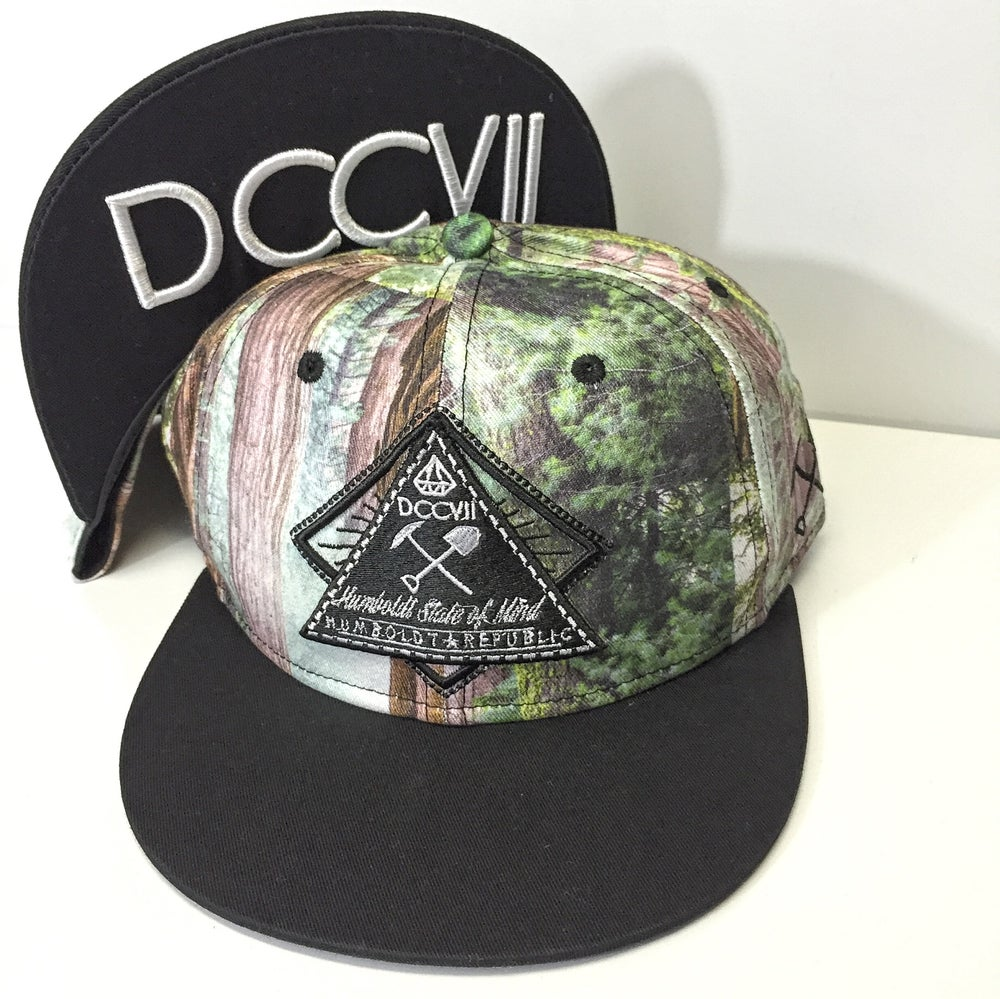 "Image of ""The Redwoods"" Snapback"