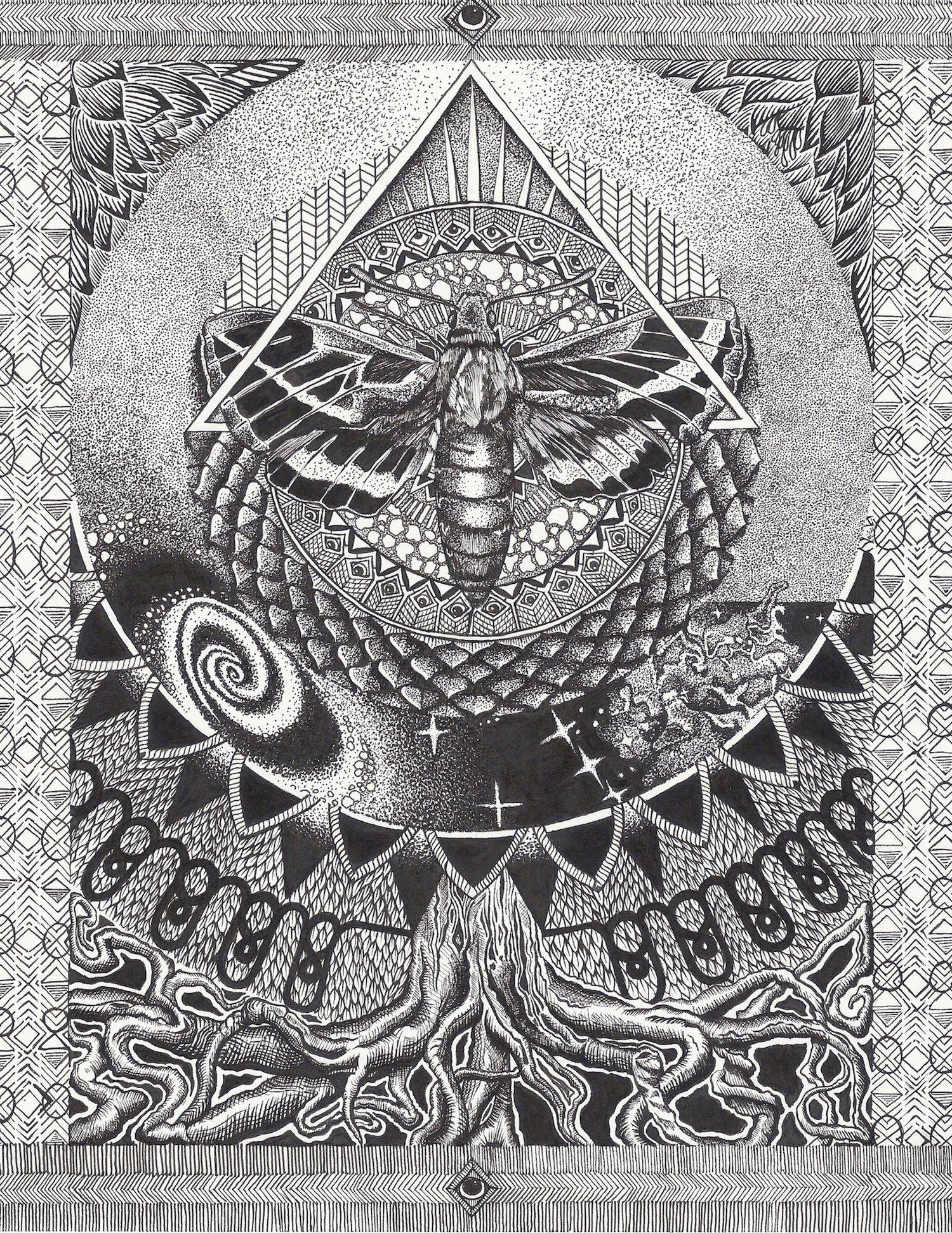 Image of Philosophy Flight Art Print