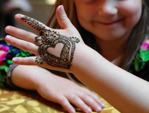 Image of Henna Design!
