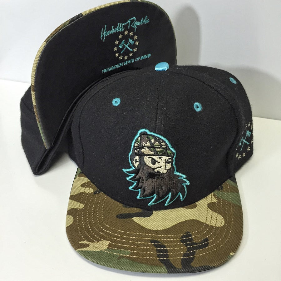 "Image of ""Jacks"" Fitted Wool Embroidered Hat"