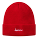 Image of Supreme - Loose Gauge Beanie (Red)