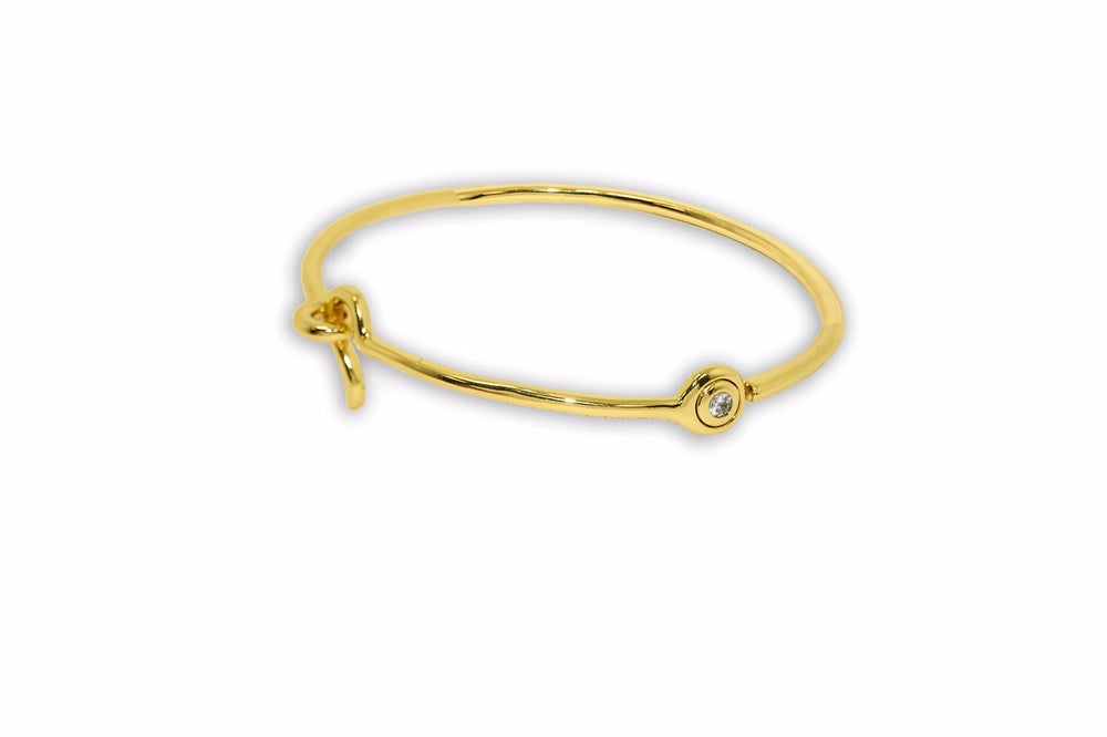 Image of Golden Hook Bracelet