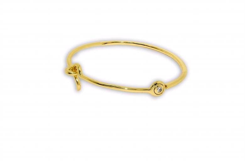 Image of Golden Hook Bracelet