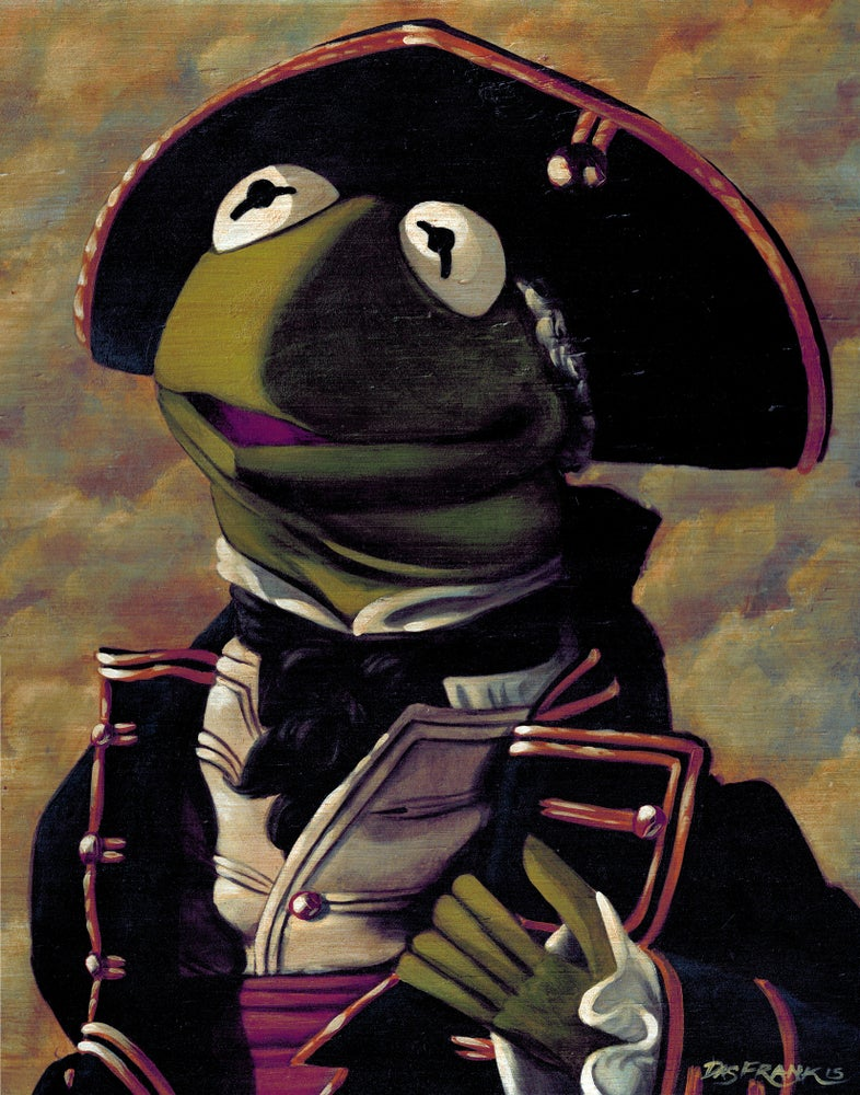 Image of Admiral Kermit