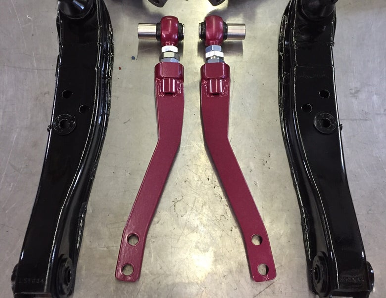 Image of Nissan 240sx s13/s14/s15 Big Angle Tension Rods