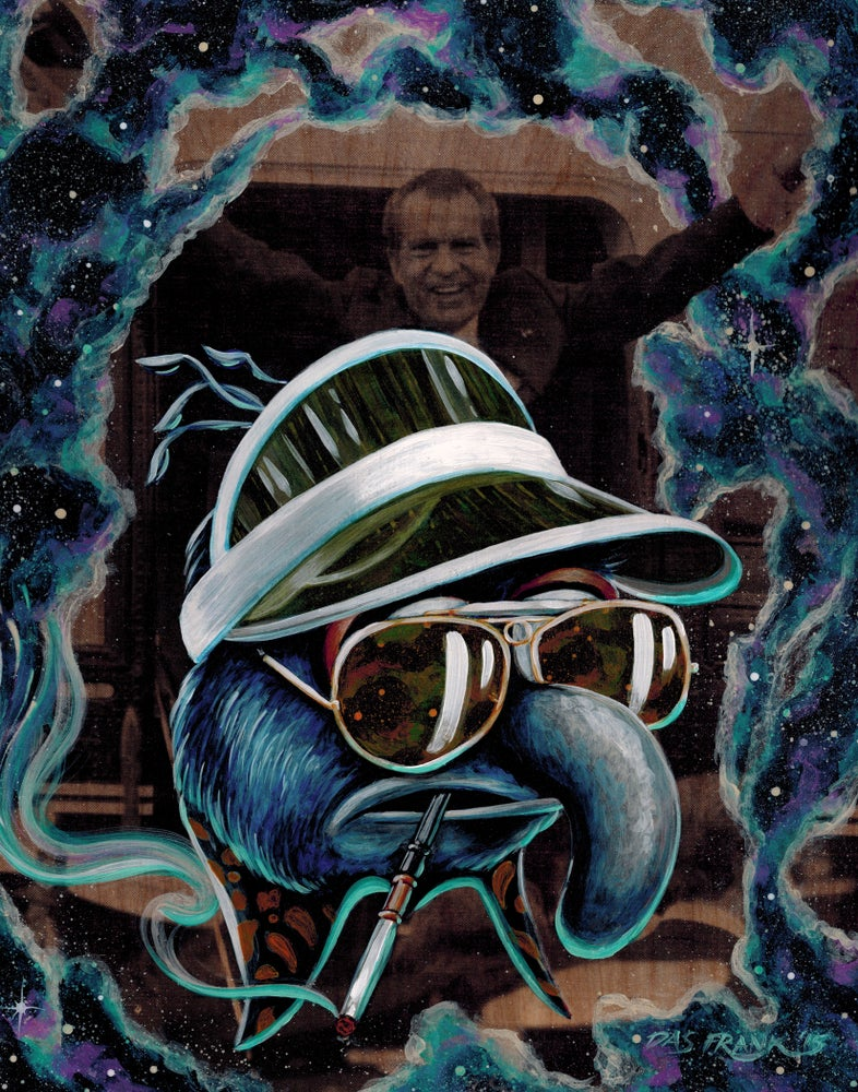 Image of Gonzo