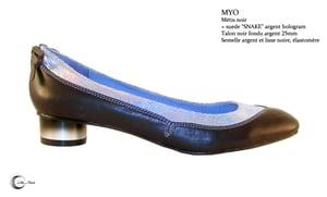 Image of MYO Noir Argent