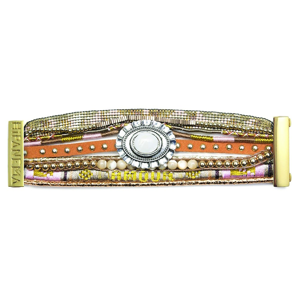 Bracelet Goldamour - Hipanema