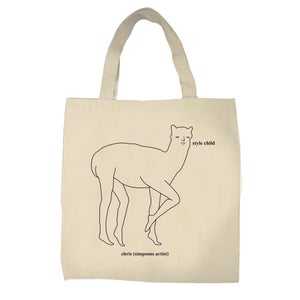Image of Style Child - tote bag