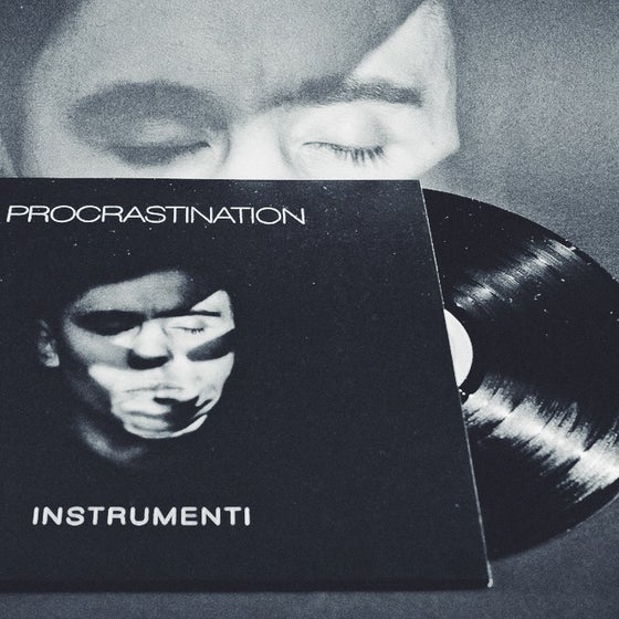 Image of PROCRASTINATION vinyl (2013)