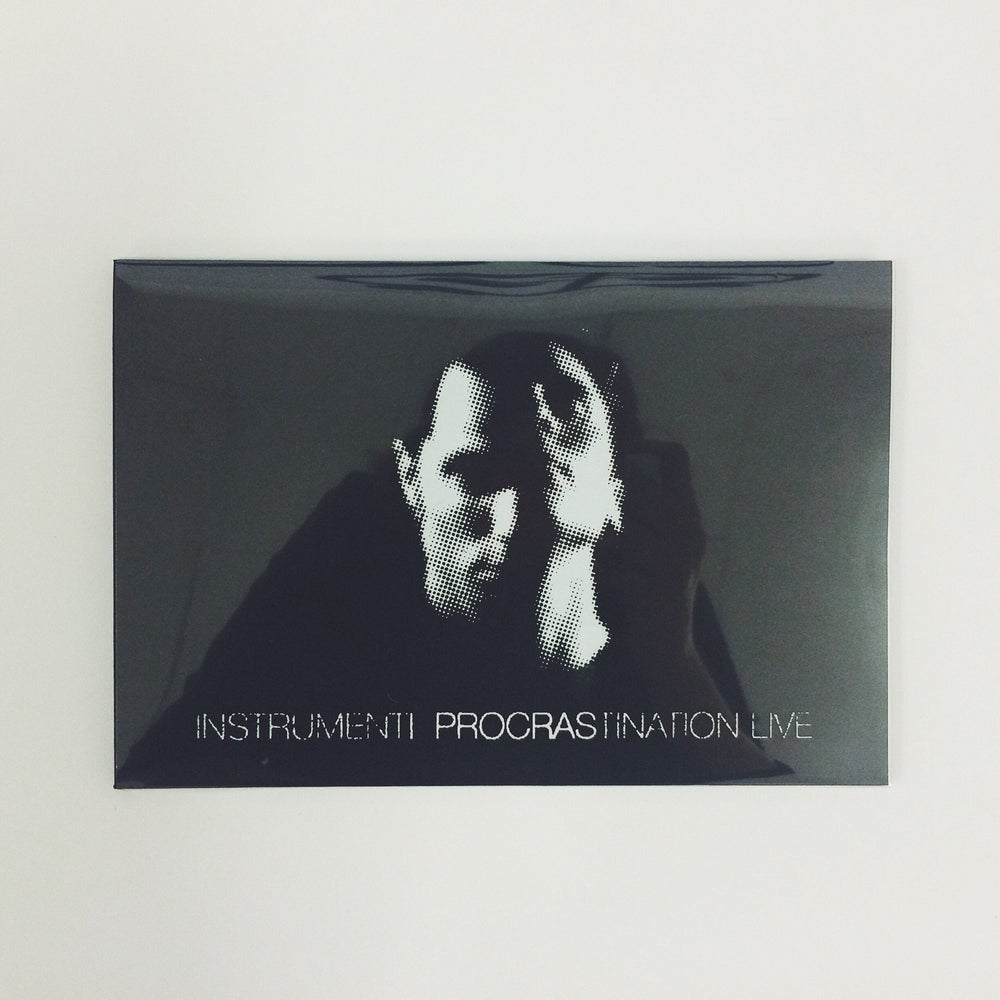 Image of PROCRASTINATION LIVE DVD (2014)