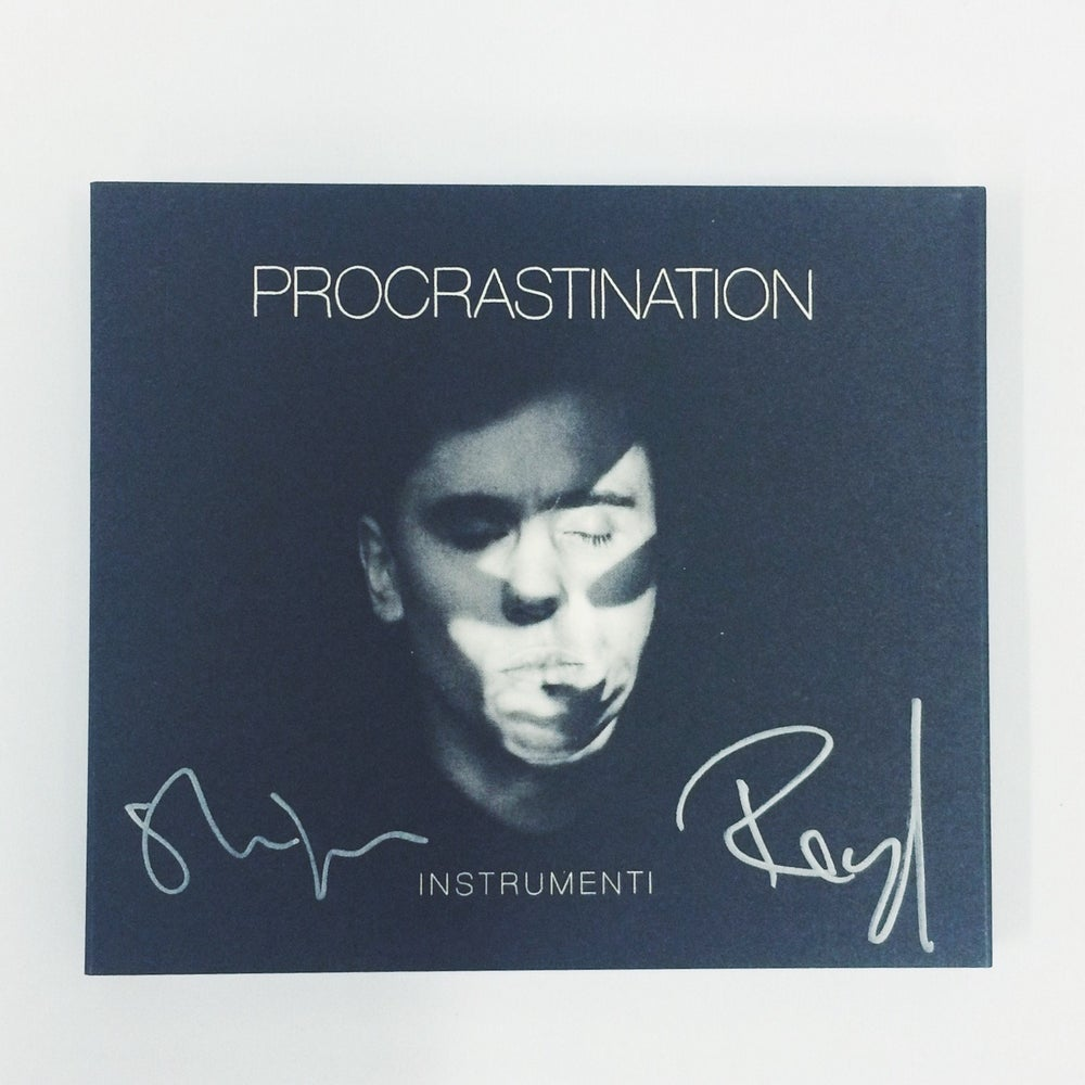 Image of PROCRASTINATION CD (2013)