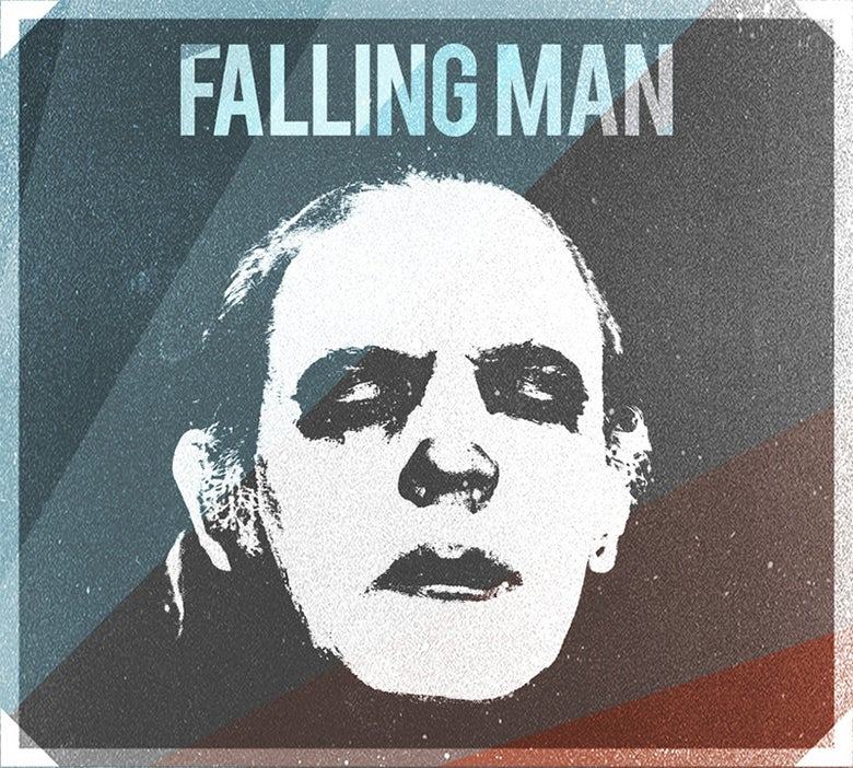 Image of Falling Man - full album CD
