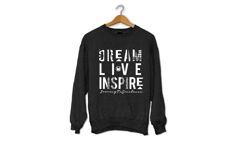 Image of Dream Live Inspire Sweatshirt