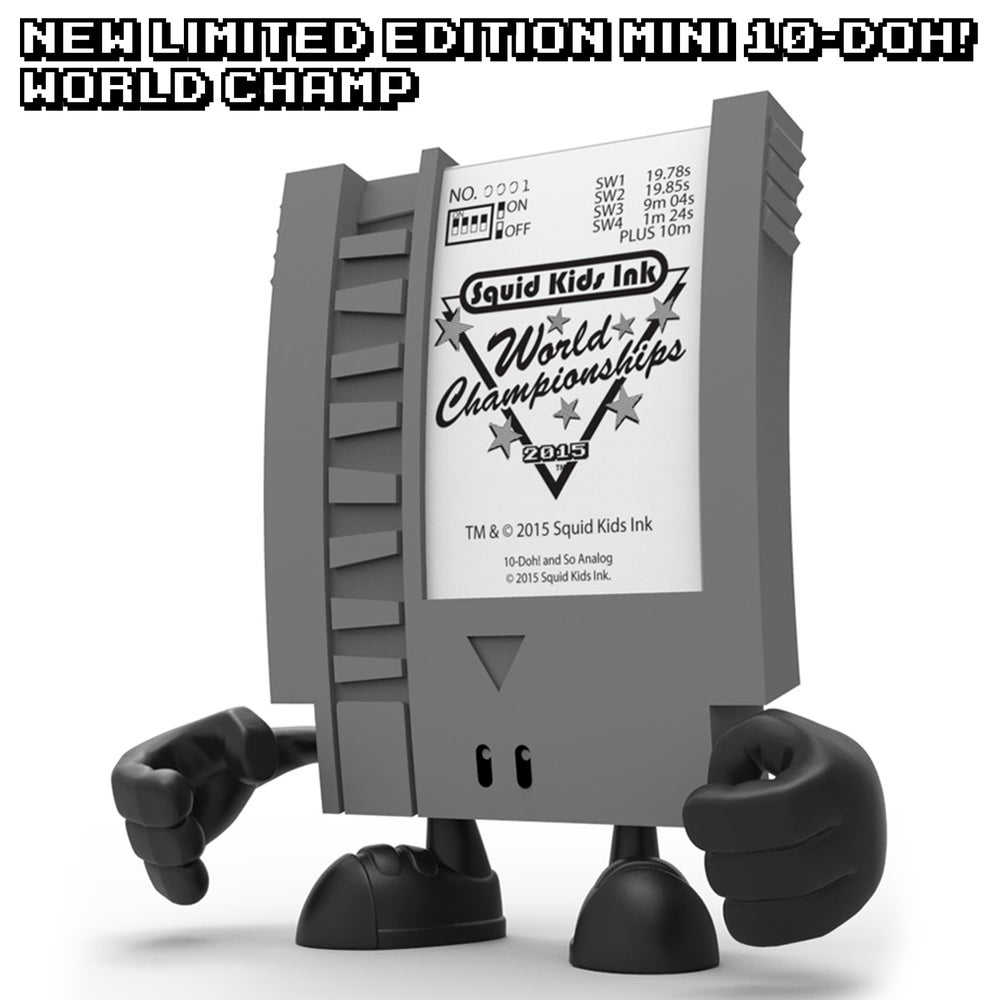 Image of Limited Edition Mini 10-Doh!