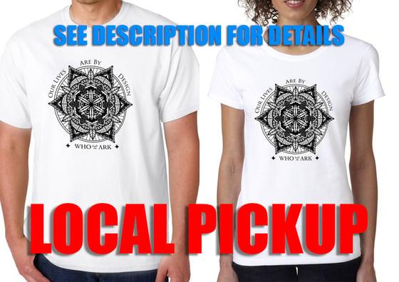 Image of Patterns T Shirt LOCAL PICKUP