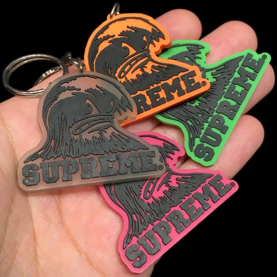 Image of 2011 Wave Keychain