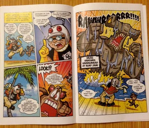 Gordon Rider vs. The Ara-Rangers #1
