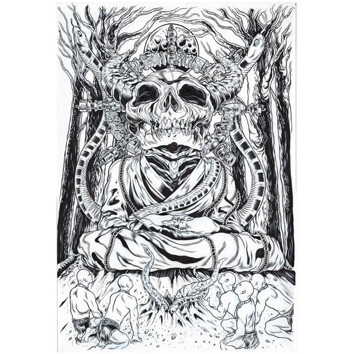 Image of ALAVAKA - original artwork
