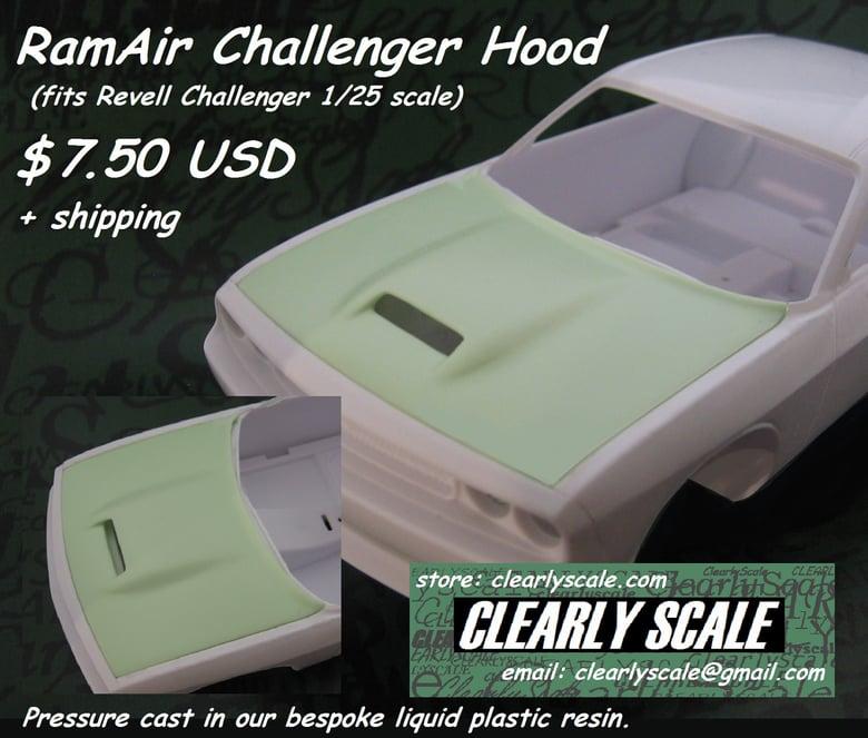Image of Challenger RamAir Hood