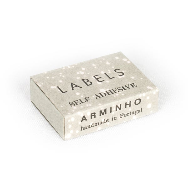 Labels Box - self adhesive - arminho