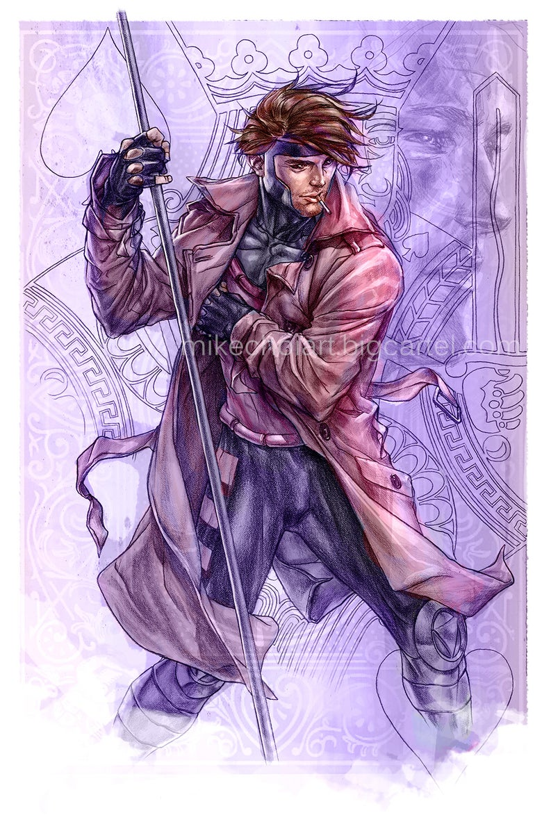 Image of Gambit