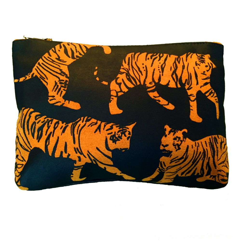 Image of Tiger purse