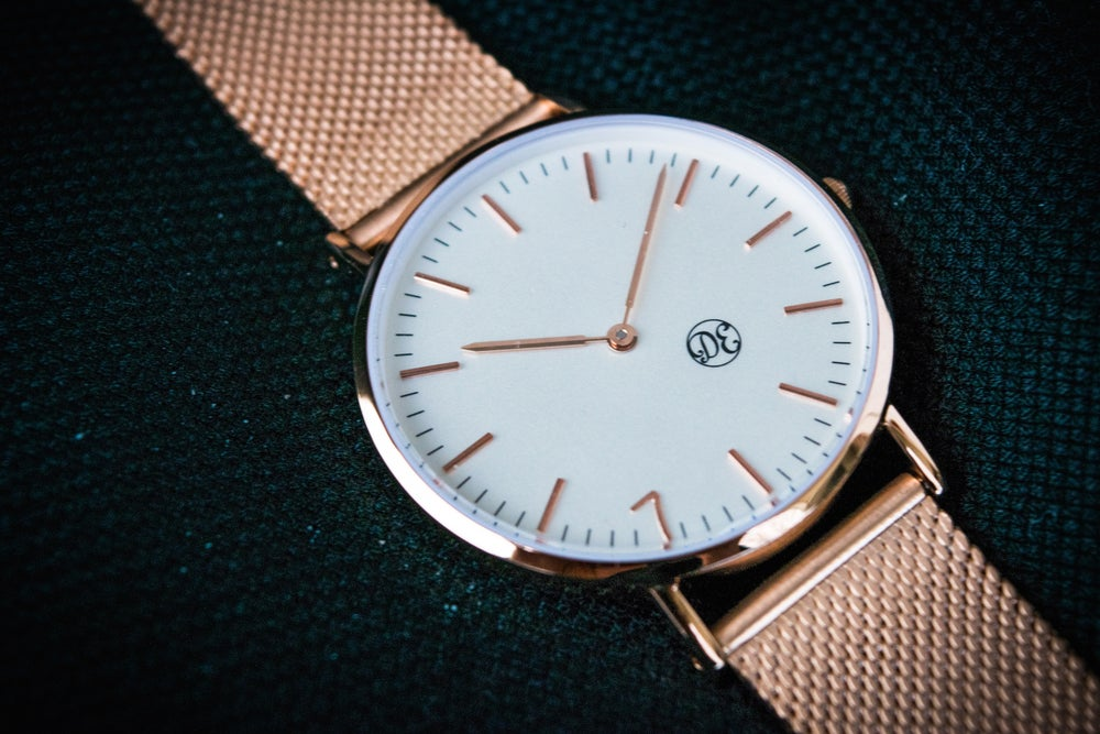 "Image of The All Rose Gold ""Genesis"" Limited Edition"