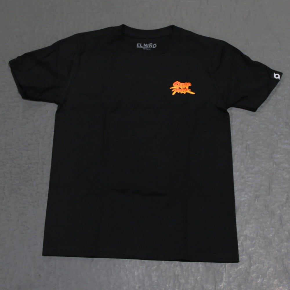 Image of Skrap Pack Tee (Black/Multi)(Kids)