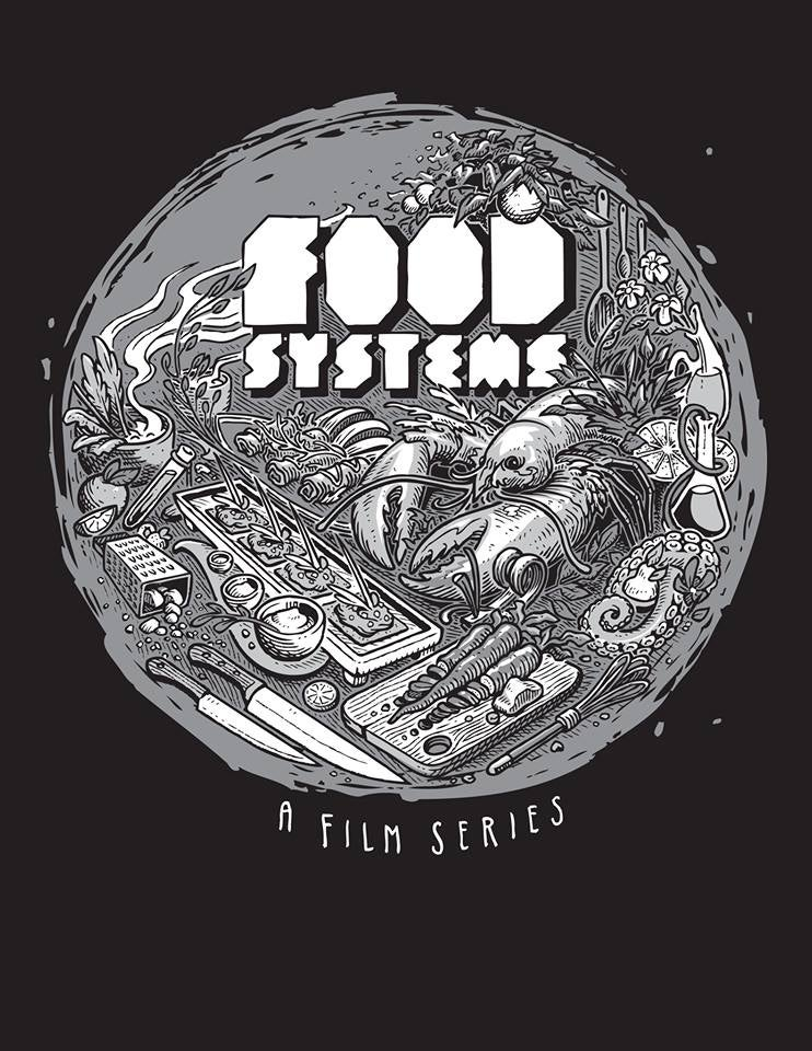 Image of Food Systems T-Shirt