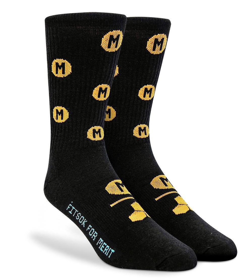 Image of Dot Socks - Fitsok For Merit