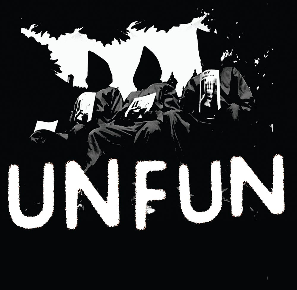 "Image of UNFUN ""Waterboarding"" LP"