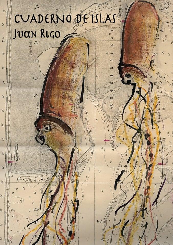 Image of Cuaderno de islas. Juan Rigo