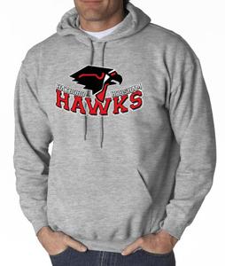Image of Traditional Hawks Logo Sweatshirt