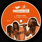 Image of Paolo Baldini DubFiles - Kingston 6 (feat. King Kampta) 7""