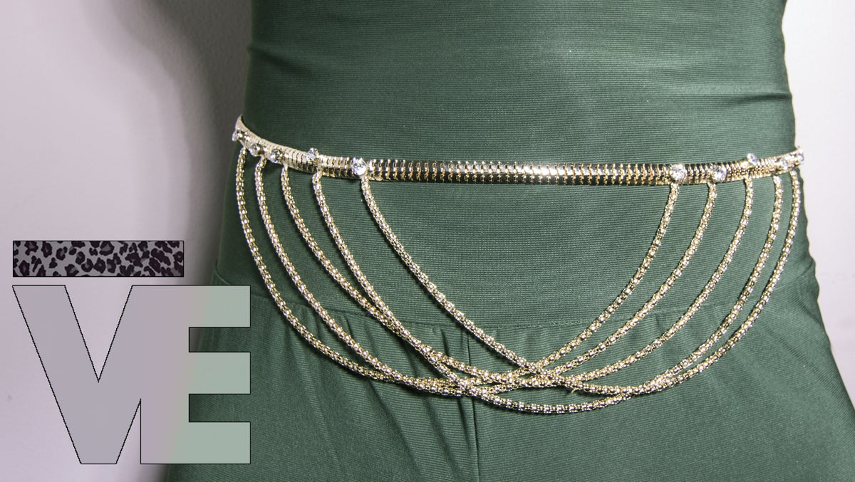"Image of ""Princess"" Chain Belt"