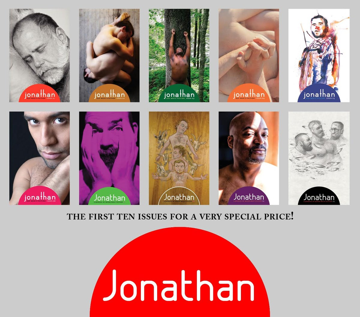 Image of Jonathan: All Ten Issues for $100 Free Shipping