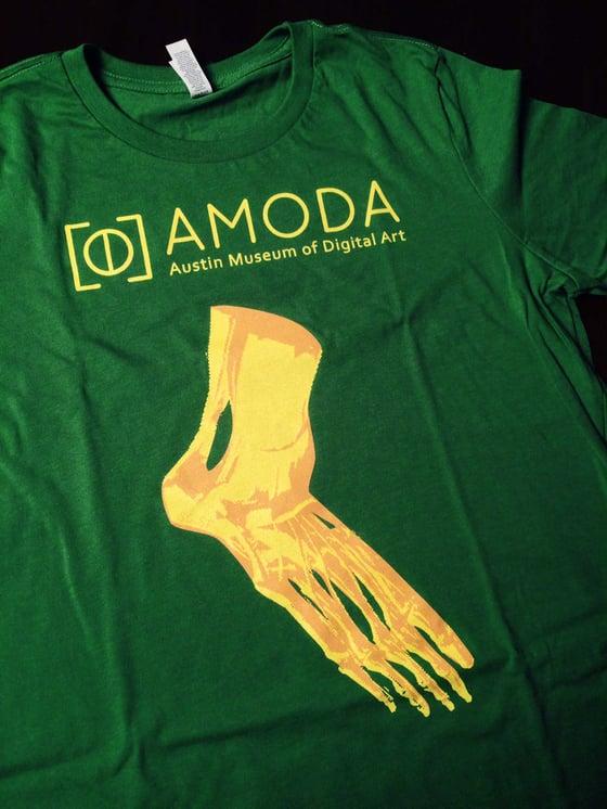 Image of AMODA Future Foot T-Shirt