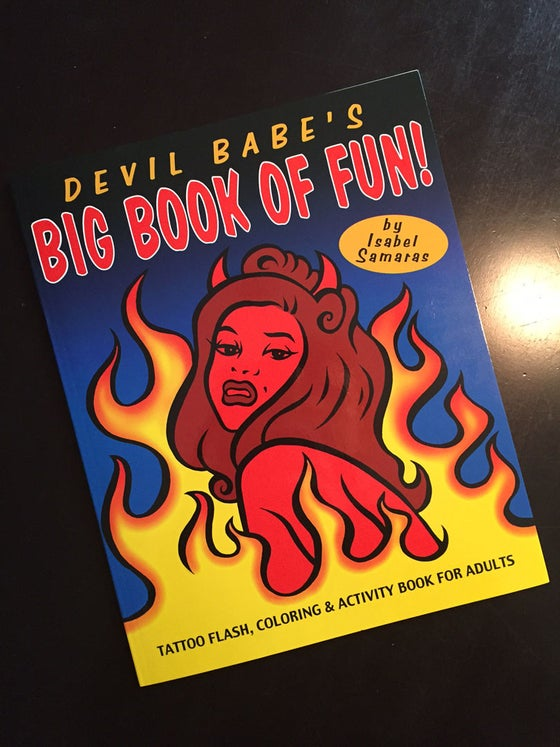 Image of Devil Babe's Big Book of Fun!