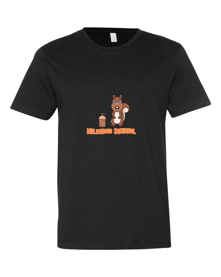 Image of Milkshake Squirrel -Male  T-Shirt #38176734