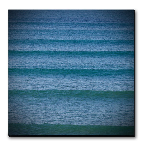 Image of TRANQUIL LINES - (Metal or Canvas)