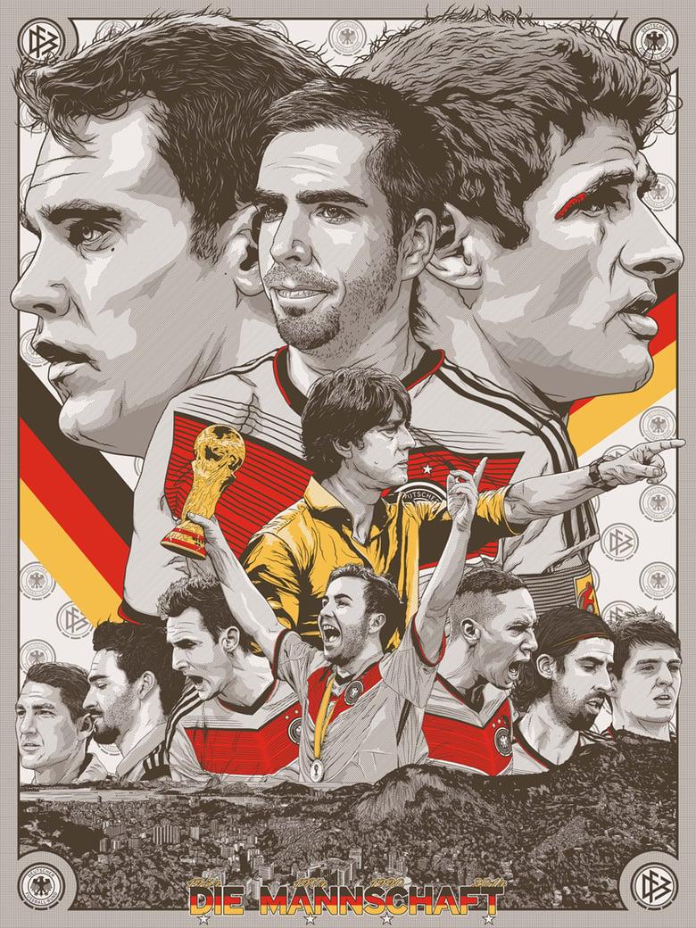 Image of Die Mannschaft