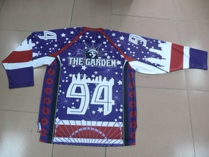 Image of THE GARDEN Limited Edition Madison Square Garden  Hockey Jersey