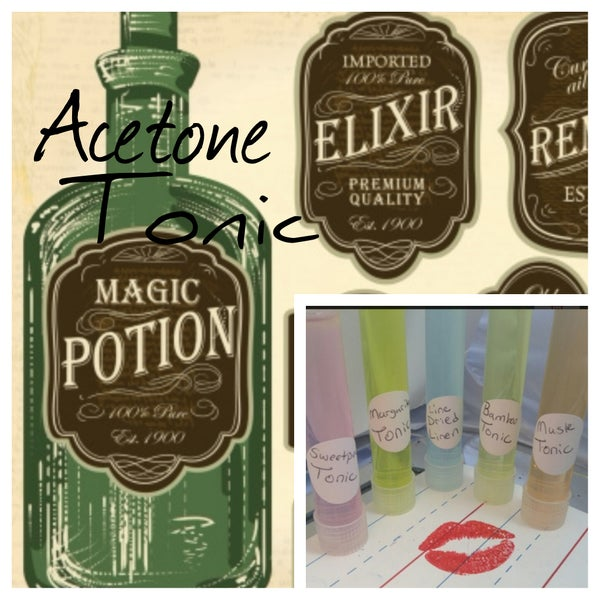 Image of Best Seller. Acetone Tonic