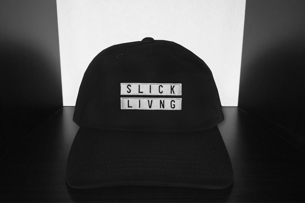 Image of SOLD OUT | SLICK LIVING REP DAD HAT